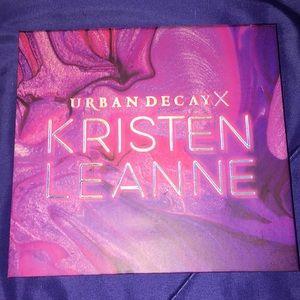 Kristen Leanne x Urban Decay Palette